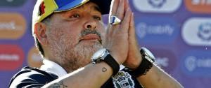Portal 180 - Maradona renunció como entrenador de Gimnasia y Esgrima La Plata