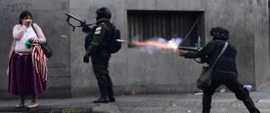 """Portal 180 - Morales pide ayuda internacional para frenar el """"genocidio"""" en Bolivia"""