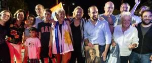 Portal 180 - Las imágenes del acto de cierre de Daniel Martínez