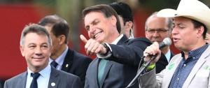 Portal 180 - Dios, patria, familia: Bolsonaro lanza un nuevo partido en Brasil
