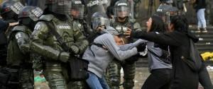 Portal 180 - Tres muertos en protestas contra Duque en Colombia