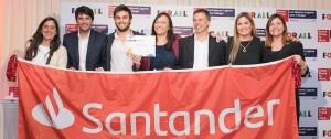 Portal 180 - Santander se encuentra entre las mejores empresas para trabajar en Uruguay