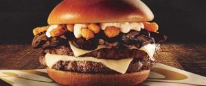 Portal 180 - McDonald's lanza una nueva hamburguesa Signature