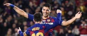 Portal 180 - Suárez hizo uno de los mejores goles de su carrera