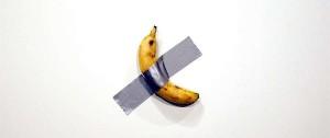 Portal 180 - Un artista vende una banana por 120.000 dólares y otro se la come