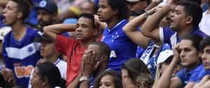 Portal 180 - Cruzeiro se fue a la B por primera vez en su historia