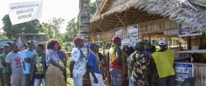 Portal 180 - La remota isla de Bougainville dice sí a su sueño de convertirse en un país