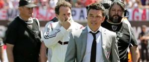 Portal 180 - Gallardo dice que seguirá como entrenador de River Plate en 2020