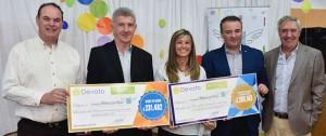Portal 180 - Devoto y sus clientes donan a Niños Con Alas más de un millón y medio de pesos