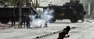 """Portal 180 - ONU denuncia """"elevado número"""" de violaciones de DD.HH. de policía en protestas en Chile"""