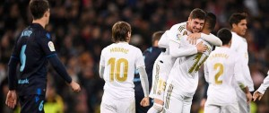 """Portal 180 - Fede Valverde, premiado como jugador del mes del Real Madrid, dijo que fue """"gracias al equipo"""""""