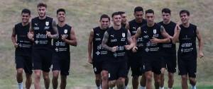 Portal 180 - Sub23: Uruguay partió hacia Colombia por un lugar en los Juegos Olímpicos