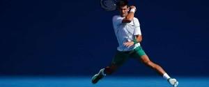Portal 180 - Djokovic se pasea, Federer sufre y Serena dice adiós