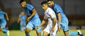 Portal 180 - Aguerre le regaló el empate a Nacional