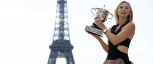 Portal 180 - Sharapova, la tenista con imagen de estrella de Hollywood