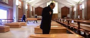 Portal 180 - El alto precio pagado por el clero de Italia a causa del coronavirus