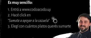 Portal 180 - Cazuela solidaria de Aldo Cauteruccio