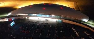 Portal 180 - Se inaugura AeroLife, el nuevo autocine en el Aeropuerto de Carrasco
