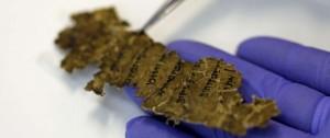 Portal 180 - El ADN revela parte de los secretos de los manuscritos del mar Muerto