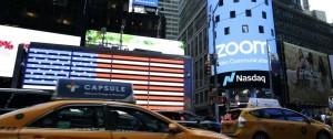 Portal 180 - Zoom tuvo 169% de aumento en sus ingresos durante la pandemia