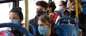 Portal 180 - Multa de 630 pesos por no usar tapaboca en los ómnibus de Montevideo