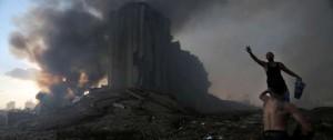 Portal 180 - Explosiones dejan más de 100 muertos en Beirut