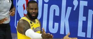"""Portal 180 - Trump critica protesta de NBA y LeBron responde: """"No podría importarnos menos"""""""