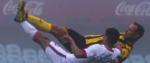 Portal 180 - Nacional y Peñarol empataron el clásico de la niebla
