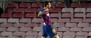 Portal 180 - Messi cumple veinte años de récords y éxitos en el Barcelona
