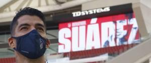 Portal 180 - Luis Suárez ya es oficialmente del Atlético de Madrid