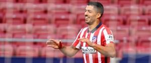 Portal 180 - Suárez debuta con dos goles en el Atlético
