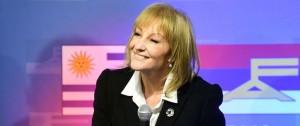 """Portal 180 - Cosse elegida intendenta de Montevideo: """"pueden contar conmigo"""""""