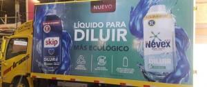Portal 180 - Unilever y Grupo Mirtrans incorporan vehículo eléctrico al sistema de distribución