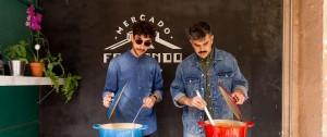 Portal 180 - Ollas, el desembarco de garage gourmet en Mercado Ferrando