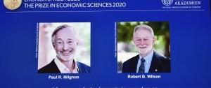 Portal 180 - Dos estadounidenses ganan el Nobel de Economía por su búsqueda de la subasta perfecta
