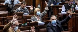 Portal 180 - Las imágenes del debate del Presupuesto en Diputados