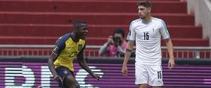 Portal 180 - Remontada final con dos penales evitó caer por goleada en Quito