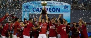 Portal 180 - Rentistas hace historia al ganar el Apertura