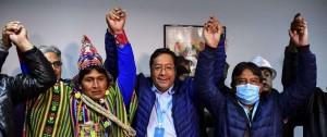 Portal 180 - Con el 52,4%, el MAS de Evo Morales vuelve al poder en Bolivia