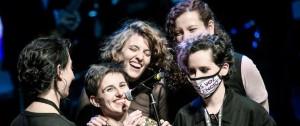 Portal 180 - Las imágenes de los Premios Graffitis 2020