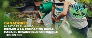 """Portal 180 - Premio """"Mi patio es el mundo"""": """"ReutilizArte"""" de la ciudad de Montevideo,  ganador de la edición 2020"""