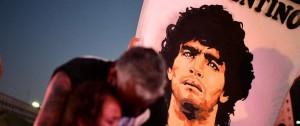 Portal 180 - Las imágenes de la despedida a Diego Maradona
