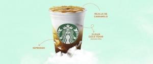 Portal 180 - Starbucks Uruguay te lleva hasta las nubes con el nuevo Cloud Macchiato