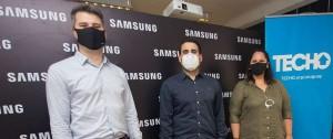 Portal 180 - Samsung y TECHO se unen una vez más en búsqueda de seguir mejorando la situación de los asentamientos en Uruguay
