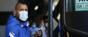 Portal 180 - Chile violó protocolo sanitario de Copa América por presencia de un peluquero