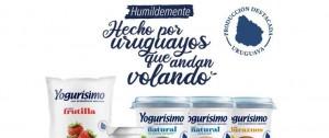 Portal 180 - Yogurísimo relanza su imagen poniendo énfasis en la producción nacional
