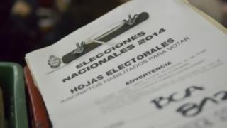 Padrón electoral tiene 260.000 nuevos inscriptos | 180