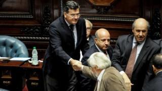 La despedida de Bonomi que confundió al Parlamento | 180