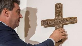 Polémica en región alemana por la instalación de crucifijos en edificios públicos | 180