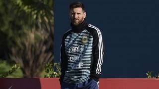 Messi llegó a Argentina para sumarse a la selección albiceleste | 180